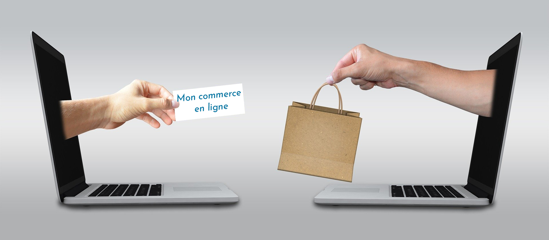 Mon commerce en ligne